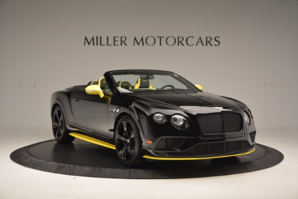 New 2017 Bentley Continental GT Speed Black Edition Convertible for sale Sold at Pagani of Greenwich in Greenwich CT 06830 8