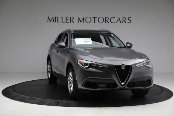 New 2021 Alfa Romeo Stelvio Q4 for sale $50,445 at Pagani of Greenwich in Greenwich CT 06830 11