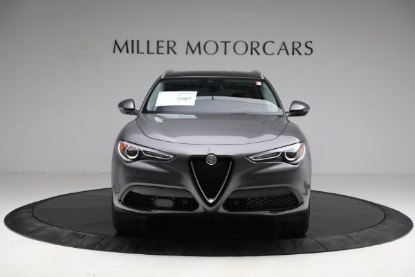 New 2021 Alfa Romeo Stelvio Q4 for sale $50,445 at Pagani of Greenwich in Greenwich CT 06830 12