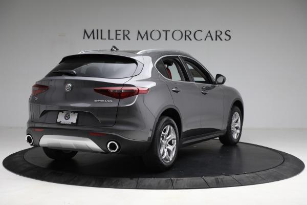 New 2021 Alfa Romeo Stelvio Q4 for sale $50,445 at Pagani of Greenwich in Greenwich CT 06830 7