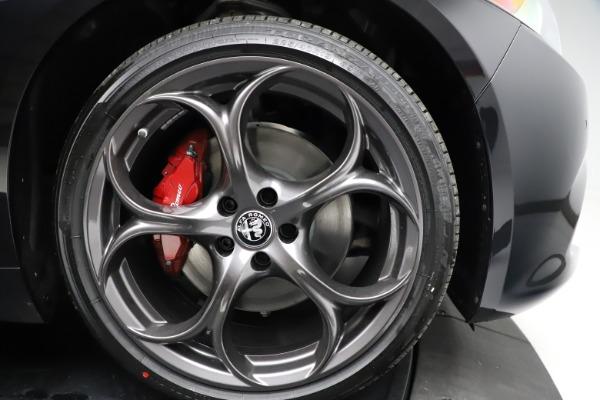New 2021 Alfa Romeo Giulia Ti Sport Q4 for sale Sold at Pagani of Greenwich in Greenwich CT 06830 25