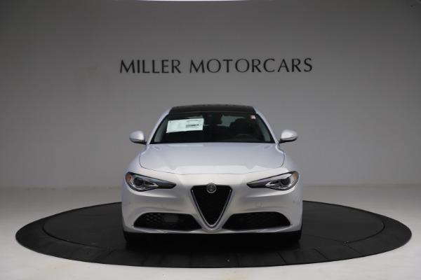 New 2021 Alfa Romeo Giulia Q4 for sale $48,245 at Pagani of Greenwich in Greenwich CT 06830 13