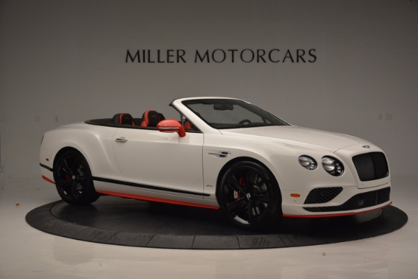 New 2017 Bentley Continental GT Speed for sale Sold at Pagani of Greenwich in Greenwich CT 06830 10
