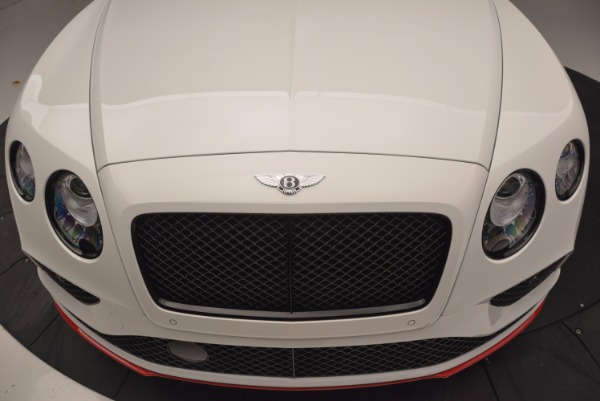 New 2017 Bentley Continental GT Speed for sale Sold at Pagani of Greenwich in Greenwich CT 06830 24