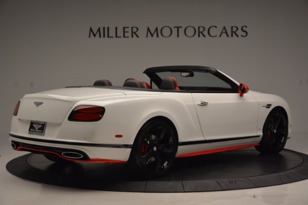 New 2017 Bentley Continental GT Speed for sale Sold at Pagani of Greenwich in Greenwich CT 06830 8