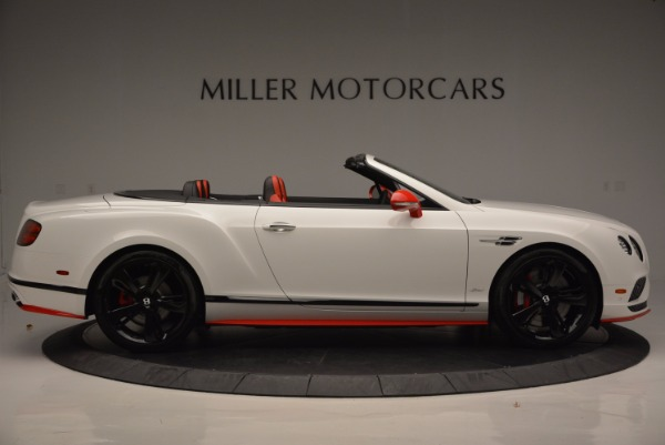 New 2017 Bentley Continental GT Speed for sale Sold at Pagani of Greenwich in Greenwich CT 06830 9