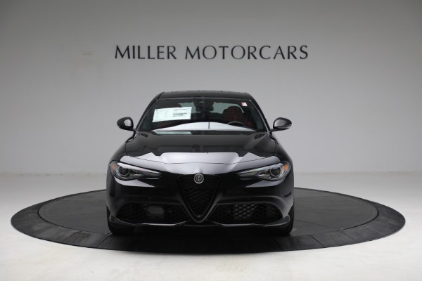 New 2021 Alfa Romeo Giulia Ti Sport Q4 for sale $54,050 at Pagani of Greenwich in Greenwich CT 06830 12