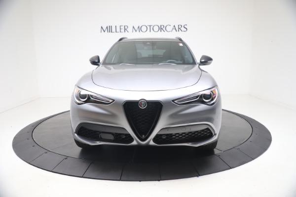 New 2021 Alfa Romeo Stelvio Ti Sport Q4 for sale Sold at Pagani of Greenwich in Greenwich CT 06830 12