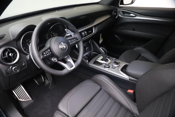 New 2021 Alfa Romeo Stelvio Ti Sport Q4 for sale Sold at Pagani of Greenwich in Greenwich CT 06830 13