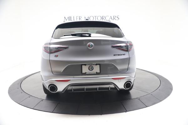 New 2021 Alfa Romeo Stelvio Ti Sport Q4 for sale Sold at Pagani of Greenwich in Greenwich CT 06830 6