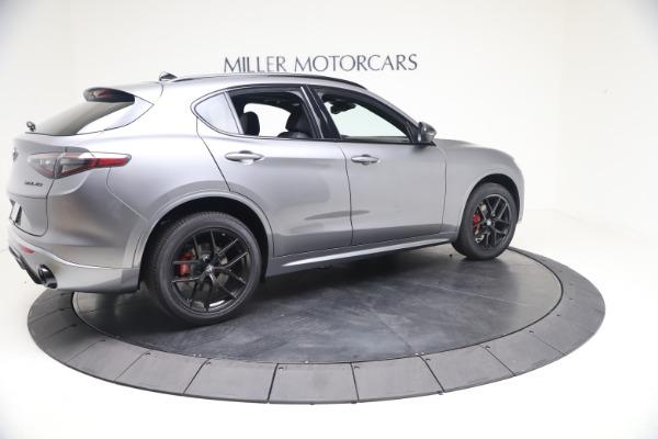 New 2021 Alfa Romeo Stelvio Ti Sport Q4 for sale Sold at Pagani of Greenwich in Greenwich CT 06830 8