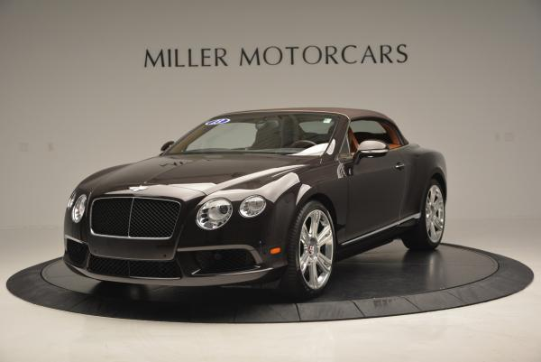 Used 2013 Bentley Continental GTC V8 for sale Sold at Pagani of Greenwich in Greenwich CT 06830 14