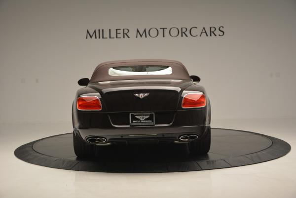 Used 2013 Bentley Continental GTC V8 for sale Sold at Pagani of Greenwich in Greenwich CT 06830 19