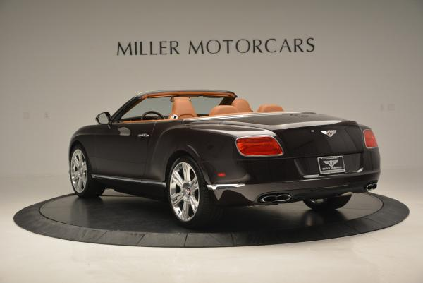 Used 2013 Bentley Continental GTC V8 for sale Sold at Pagani of Greenwich in Greenwich CT 06830 5