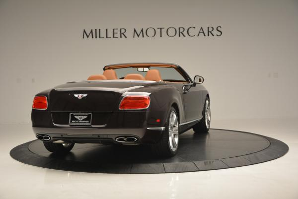 Used 2013 Bentley Continental GTC V8 for sale Sold at Pagani of Greenwich in Greenwich CT 06830 7