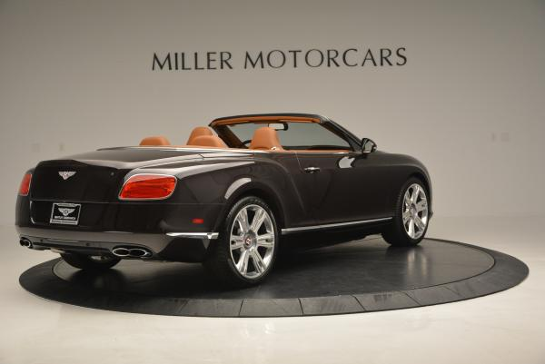 Used 2013 Bentley Continental GTC V8 for sale Sold at Pagani of Greenwich in Greenwich CT 06830 8