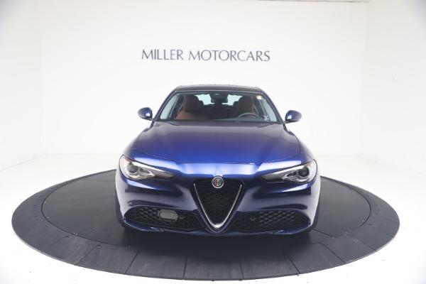 New 2021 Alfa Romeo Giulia Q4 for sale Call for price at Pagani of Greenwich in Greenwich CT 06830 12