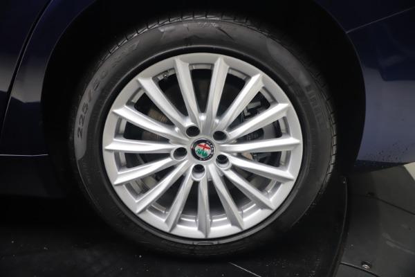New 2021 Alfa Romeo Giulia Q4 for sale Call for price at Pagani of Greenwich in Greenwich CT 06830 22