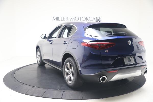 New 2021 Alfa Romeo Stelvio Q4 for sale $49,945 at Pagani of Greenwich in Greenwich CT 06830 5