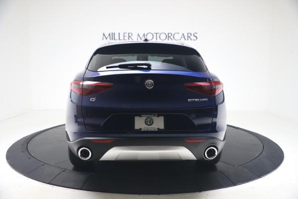 New 2021 Alfa Romeo Stelvio Q4 for sale $49,945 at Pagani of Greenwich in Greenwich CT 06830 6