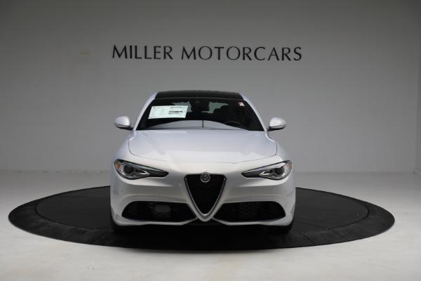 New 2021 Alfa Romeo Giulia Ti Sport Q4 for sale $53,050 at Pagani of Greenwich in Greenwich CT 06830 11