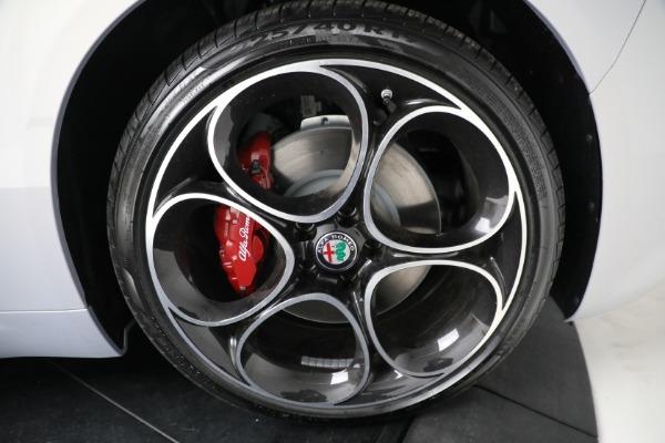 New 2021 Alfa Romeo Giulia Ti Sport Q4 for sale $53,050 at Pagani of Greenwich in Greenwich CT 06830 21
