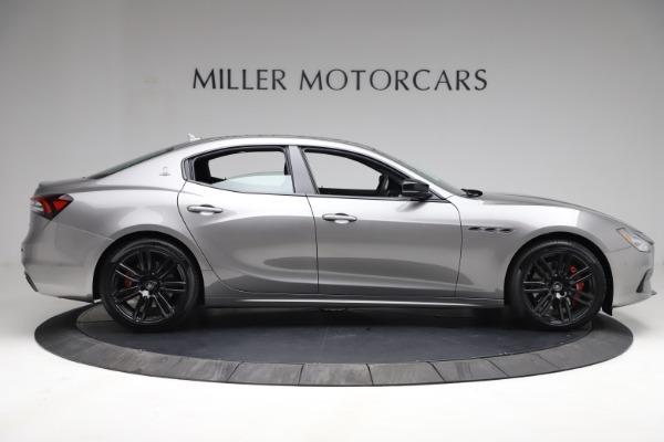 New 2021 Maserati Ghibli S Q4 for sale $90,075 at Pagani of Greenwich in Greenwich CT 06830 10