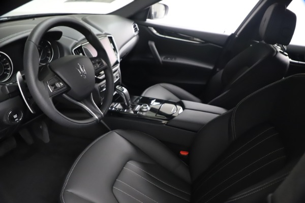 New 2021 Maserati Ghibli S Q4 for sale $90,075 at Pagani of Greenwich in Greenwich CT 06830 17