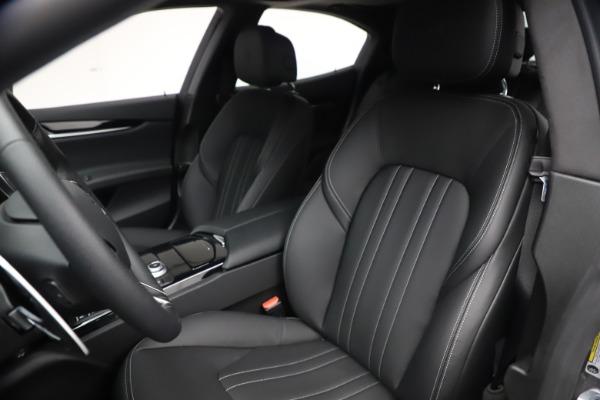 New 2021 Maserati Ghibli S Q4 for sale $90,075 at Pagani of Greenwich in Greenwich CT 06830 18