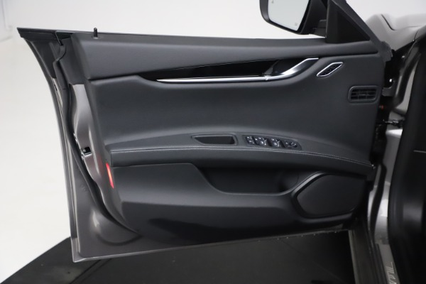 New 2021 Maserati Ghibli S Q4 for sale $90,075 at Pagani of Greenwich in Greenwich CT 06830 19