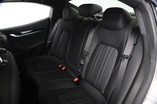 New 2021 Maserati Ghibli S Q4 for sale $90,075 at Pagani of Greenwich in Greenwich CT 06830 22