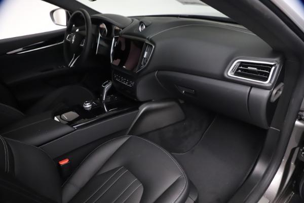 New 2021 Maserati Ghibli S Q4 for sale $90,075 at Pagani of Greenwich in Greenwich CT 06830 24