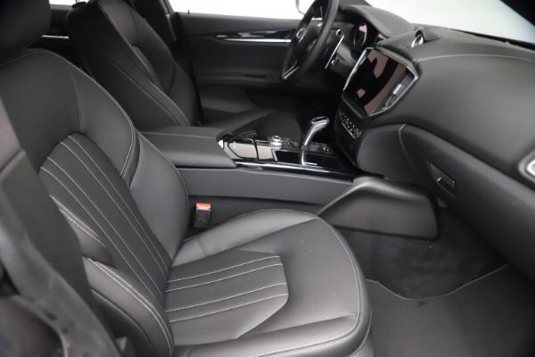 New 2021 Maserati Ghibli S Q4 for sale $90,075 at Pagani of Greenwich in Greenwich CT 06830 25