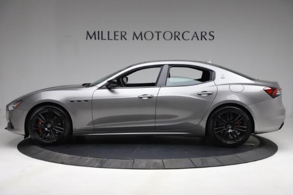 New 2021 Maserati Ghibli S Q4 for sale $90,075 at Pagani of Greenwich in Greenwich CT 06830 3
