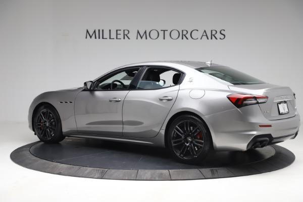 New 2021 Maserati Ghibli S Q4 for sale $90,075 at Pagani of Greenwich in Greenwich CT 06830 4