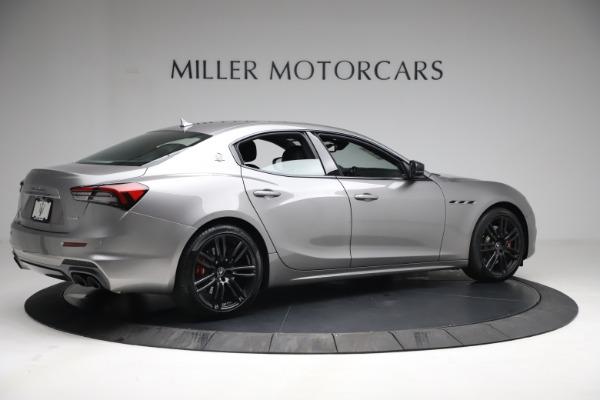 New 2021 Maserati Ghibli S Q4 for sale $90,075 at Pagani of Greenwich in Greenwich CT 06830 9