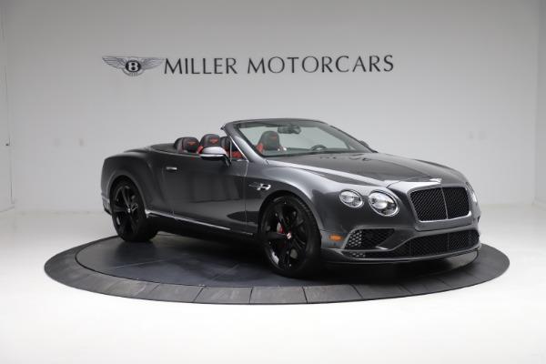 Used 2017 Bentley Continental GT V8 S for sale $179,900 at Pagani of Greenwich in Greenwich CT 06830 12