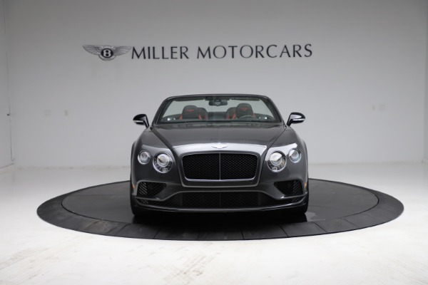 Used 2017 Bentley Continental GT V8 S for sale $179,900 at Pagani of Greenwich in Greenwich CT 06830 13