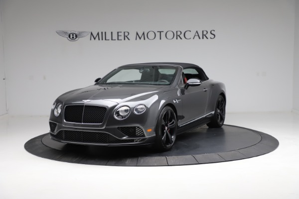 Used 2017 Bentley Continental GT V8 S for sale $179,900 at Pagani of Greenwich in Greenwich CT 06830 15