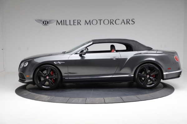 Used 2017 Bentley Continental GT V8 S for sale $179,900 at Pagani of Greenwich in Greenwich CT 06830 16