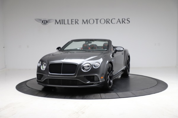 Used 2017 Bentley Continental GT V8 S for sale $179,900 at Pagani of Greenwich in Greenwich CT 06830 2