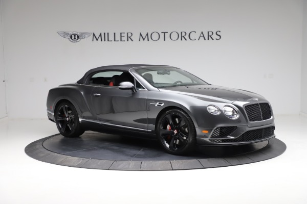 Used 2017 Bentley Continental GT V8 S for sale $179,900 at Pagani of Greenwich in Greenwich CT 06830 21