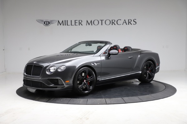 Used 2017 Bentley Continental GT V8 S for sale $179,900 at Pagani of Greenwich in Greenwich CT 06830 3