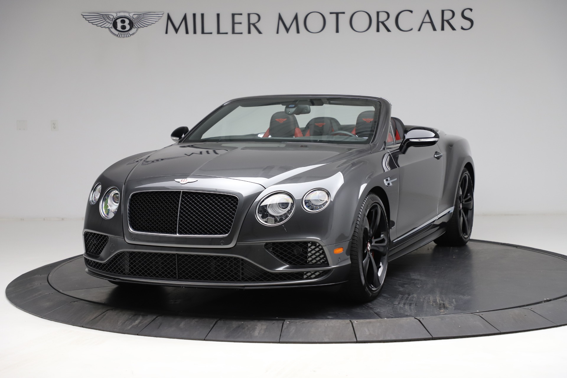 Used 2017 Bentley Continental GT V8 S for sale $179,900 at Pagani of Greenwich in Greenwich CT 06830 1
