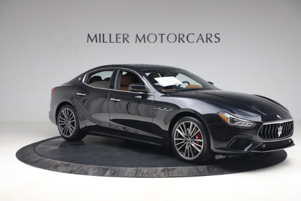 New 2021 Maserati Ghibli S Q4 for sale Call for price at Pagani of Greenwich in Greenwich CT 06830 10