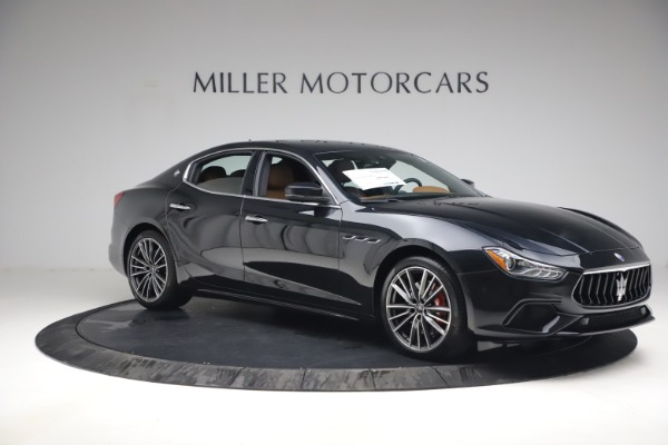 New 2021 Maserati Ghibli S Q4 for sale Call for price at Pagani of Greenwich in Greenwich CT 06830 11