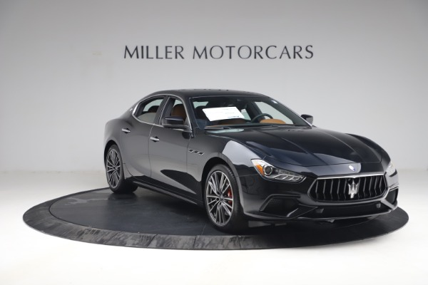 New 2021 Maserati Ghibli S Q4 for sale Call for price at Pagani of Greenwich in Greenwich CT 06830 12