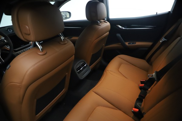 New 2021 Maserati Ghibli S Q4 for sale Call for price at Pagani of Greenwich in Greenwich CT 06830 18