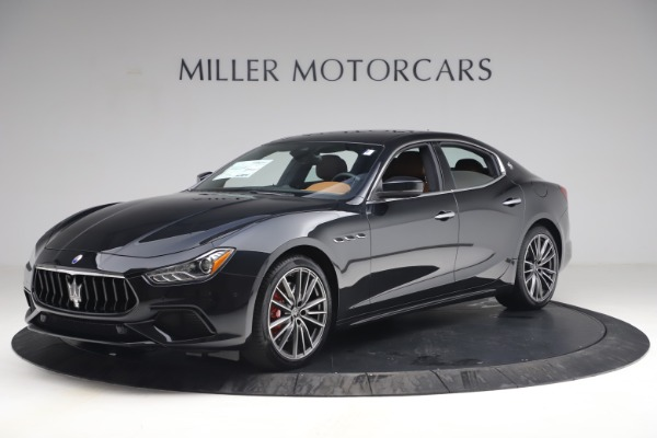 New 2021 Maserati Ghibli S Q4 for sale Call for price at Pagani of Greenwich in Greenwich CT 06830 2