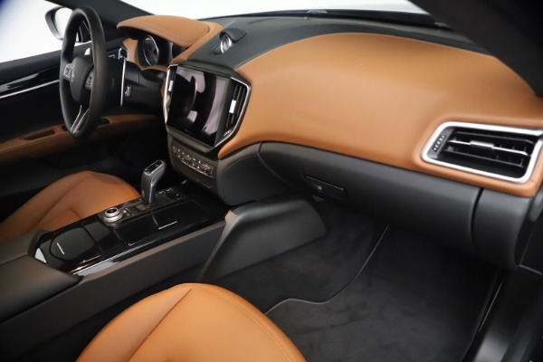 New 2021 Maserati Ghibli S Q4 for sale Call for price at Pagani of Greenwich in Greenwich CT 06830 22